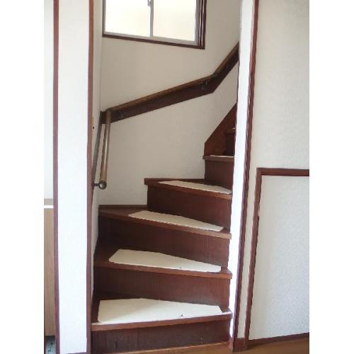階段(手すり有)