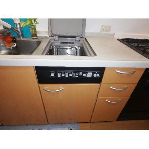 ビルドイン食洗器