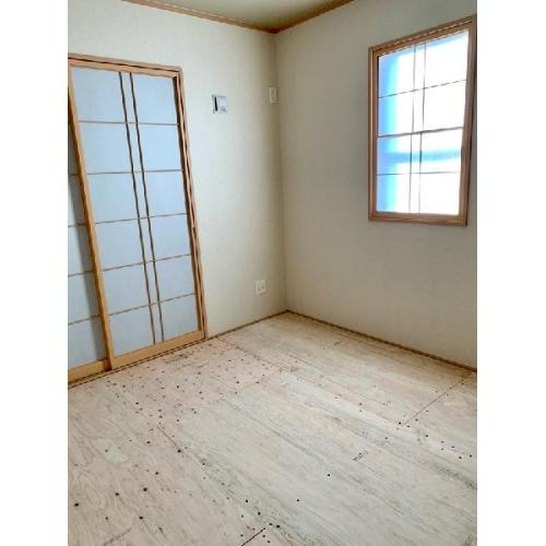 1階和室約4.5帖
